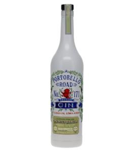 Portobello Road Savoury Gin Cyprus